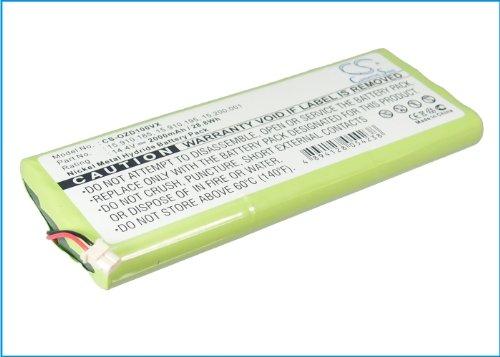 Battery for Ozroll Smart Drive Smart Control 10 Ni-MH 14.4V 2000mAh - 15.910.185, 15.910.195, 15.200.001