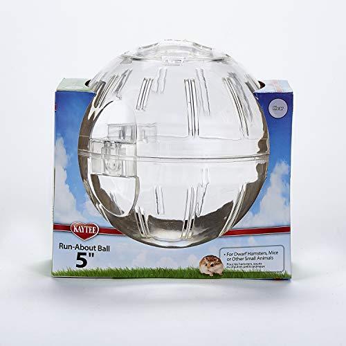Super Pet Balle pour Hamster Transparent 12,5 cm