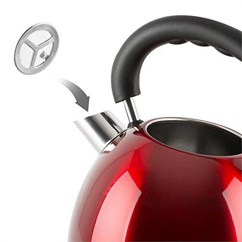 Klarstein Teatime - Théière électrique,...