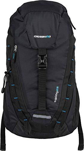 CROSSROAD Wanderrucksack Swing 25 Liter Trekkingrucksack Daypack für Wandern, Tagesausflüge, Radfahren mit integrierter Regenhülle