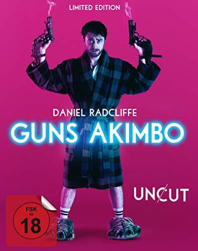 Guns Akimbo - Uncut - Limited 2-Disc Mediabook [Blu-ray]