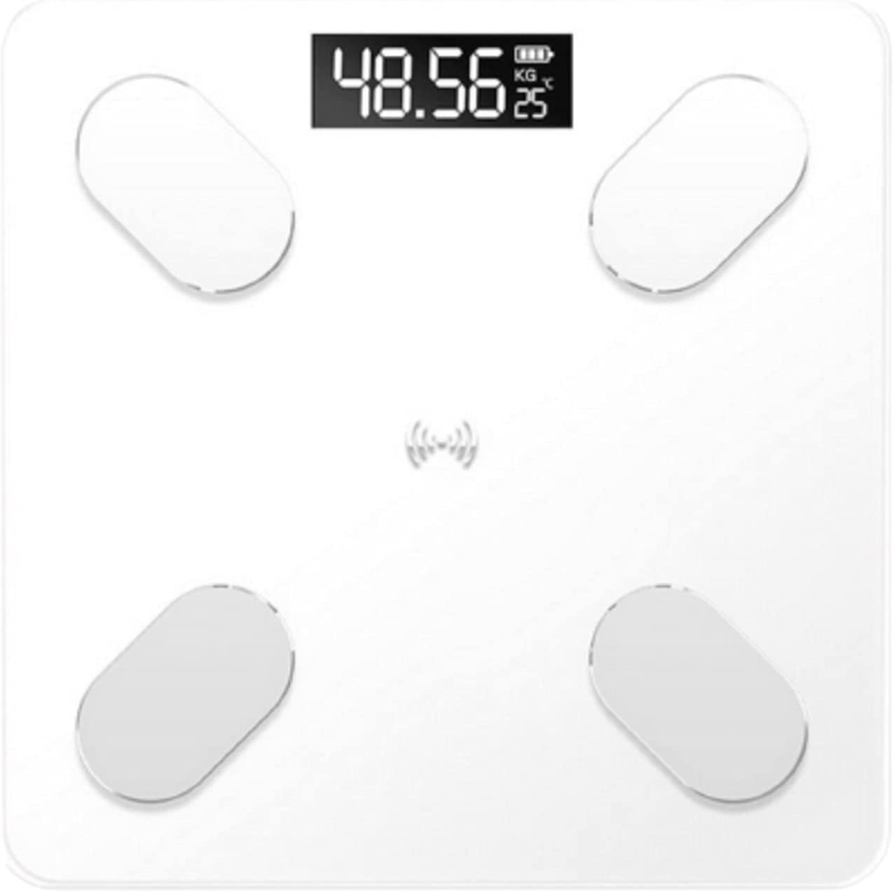 N\C Now on sale free Bluetooth Scales Floor Body Smart Weight Back Bathroom Scale
