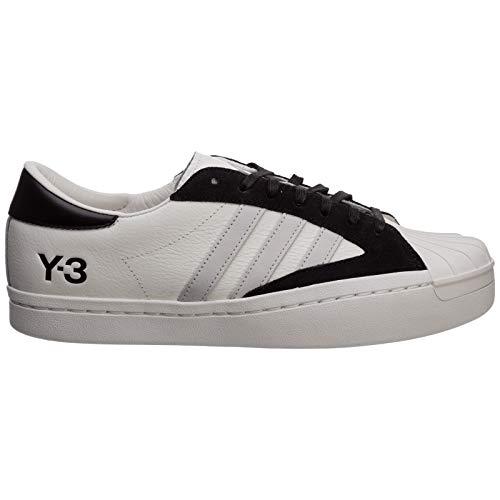 Y-3 Hombre Star Zapatillas Bianco 41 1/3 Eu