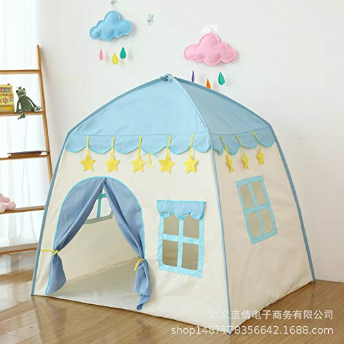 SDSA Indoor Fence Game Castle Tent   130*100*130cm