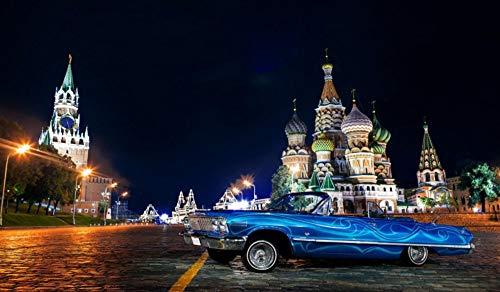 Rompecabezas Para Adultos 1000 Piezas Impala Montaje De Madera Decoración Para El Juego De Juguetes Para El Hogar Explora La Creatividad Y La Resolución De Problemas
