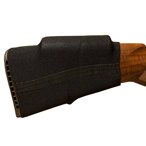 Tourbon Resto Raiser Kit - Peine para la mejilla, de neopreno Slip On con tres inserciones de tiro