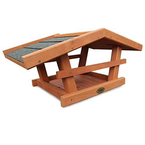 Habau 459 Vogelhaus Amsel mit Ständer