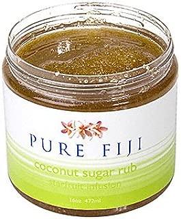 Pure Fiji Spa Pure Fiji Coconut Sugar Rub - Starfruit (15.5 oz)