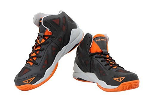 Nivia Typhoon Basketball shoe - 8