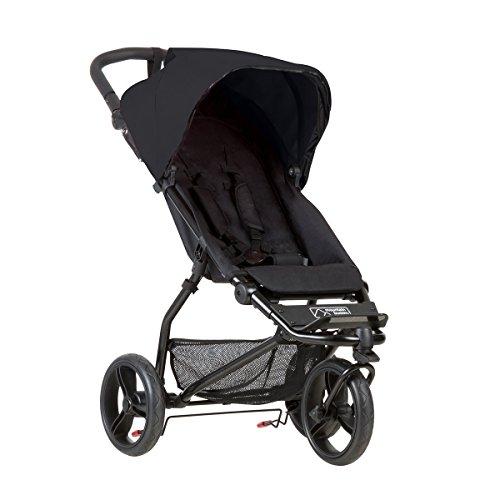 Mountain Buggy Mini V3.1 Stroller, Black