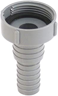 Ambassador Marine Hose Barb Adapter fits 3/4-Inch and 1-Inch Hose Barb