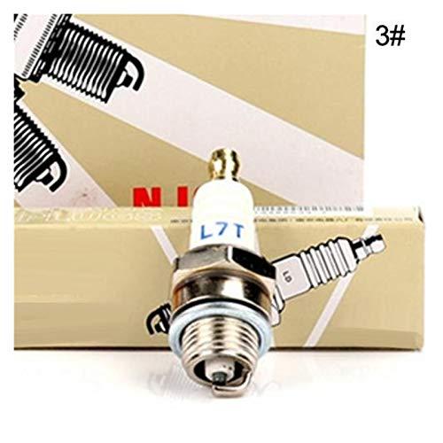 liutao Bujías Compatible con A7RTC CMR7H L7T MOINGSAW SHIÑA Accesorios Accesorios para EL CORTEFORME Elemento De Encendido (Color : L7T)
