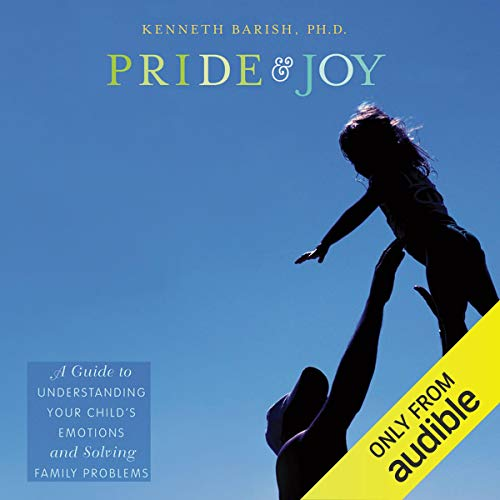 Pride and Joy audiobook cover art