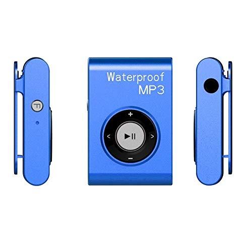 Luoshan IPX8 MP3 Sportif Plongée Natation Waterproof Lecteur de Musique avec Clip et écouteurs,...