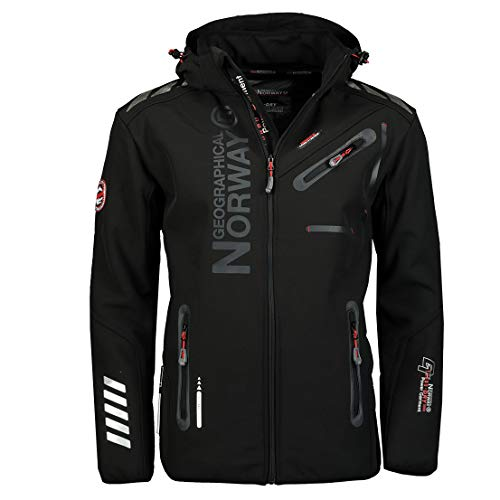 Geographical Norway ROYALTY Hombre - Chaqueta Softshell impermeable Hombre -