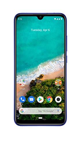 Xiaomi Mi A3 (Not Just Blue, 6GB RAM, 128GB Storage) - Upto 6 Months No Cost EMI