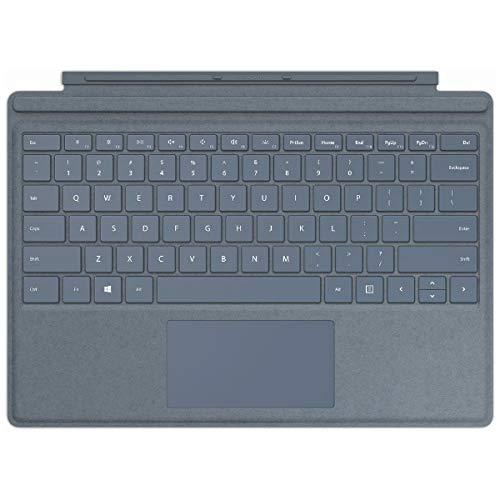 マイクロソフト Surface Pro Signature タイプカバー/アイスブルー FFP-00139