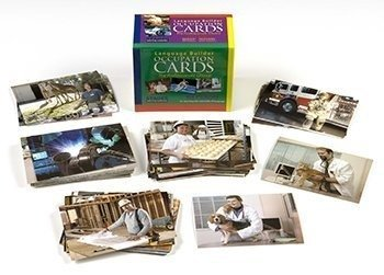 Stages Learning Materials Language Builder Occupation Cards by Stages
