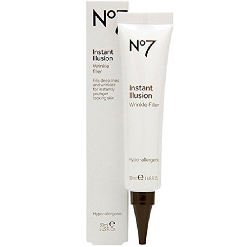 Boots No7 Instant Illusion Wrinkle Filler 1 oz. by Boots