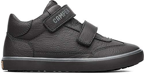 CAMPER Pelotas Persil Vulcanizado Kids, Unisex-Kinder Sneaker, Schwarz (Negro), 27 EU