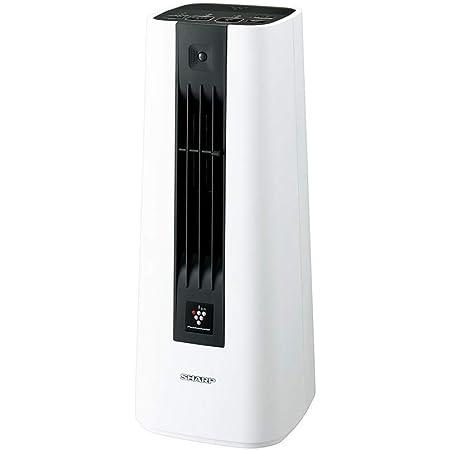 シャープ プラズマクラスター セラミックファンヒーター ホワイト HX-JS1-W