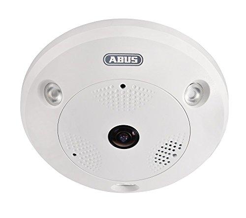 ABUS IP-Kamera Hemispheric Indoor Dome Mehrfarbig