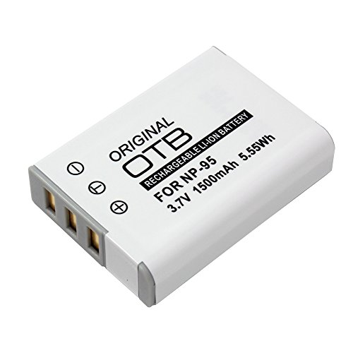 ML Batería para Fujifilm XF10, 1500mAh, substituye: NP-95;