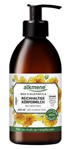 alkmene Reichhaltige Körpermilch Bio-Calendula (1 x 250 ml)