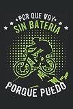 Ciclismo Urbano Bici Montaña - Ciclista Bicicleta Cuaderno De Notas: Formato A5 I 110 Páginas I Regalo Como Diario Planificador O Agenda