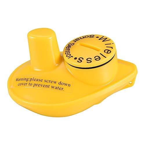 Lixada Lucky Wireless Remote Sonar Sensor Angeln Finder Wandler 45 Mt Wassertiefe