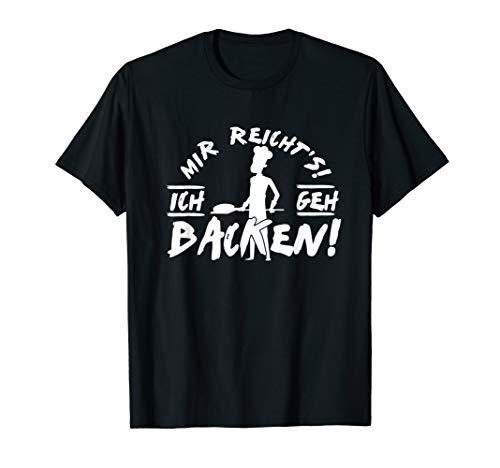 Bäcker Bäckerei Backen Backstube Feinbäcker Lustig T-Shirt