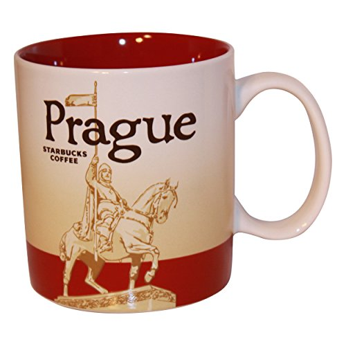 Starbucks City Mug Prague Prag Pott Tasse Kaffee
