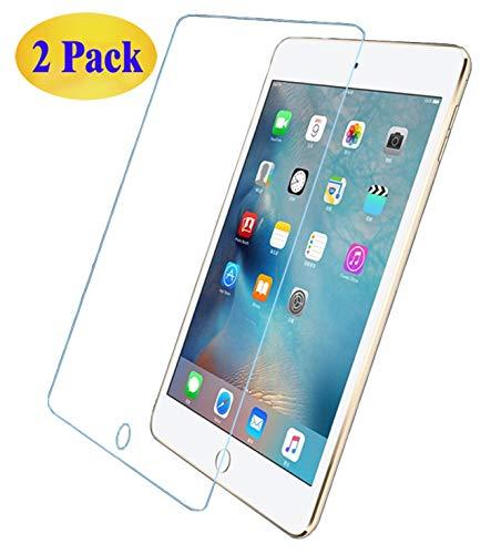 Eachy Cristal Templado iPad Pro 9.7/iPad Air 1/iPad Air 2, [2 Unidades] Protector de Pantalla iPad Pro 9.7/iPad Air 1/iPad Air 2 Vidrio Templado 9.7 pulgadas-[Fácil Instalación] [Sin Burbuja]