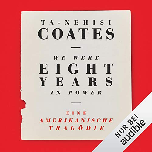 We Were Eight Years in Power cover art
