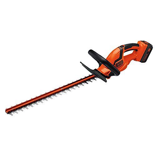 top 10 hedge trimmers SCHWARZ + DECKER 40V MAX Cordless Brush Cutter 24inch (LHT2436)
