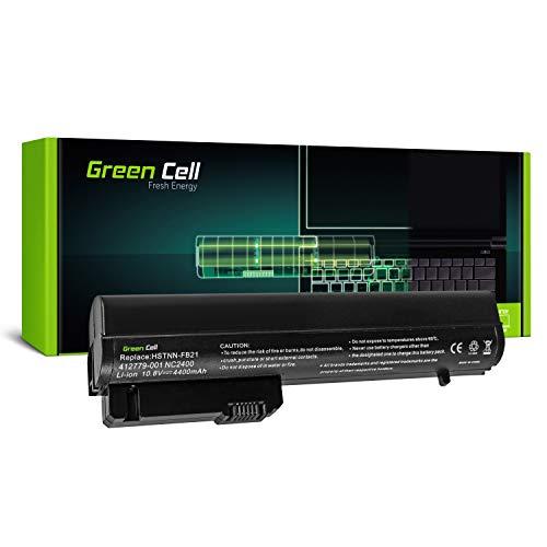 Green Cell Batteria HP MS06 MS06XL HSTNN-DB22 HSTNN-FB21 HSTNN-FB22 HSTNN-XB21 492549-001 per HP EliteBook 2530p 2540p HP Compaq 2510p nc2400 nc2410