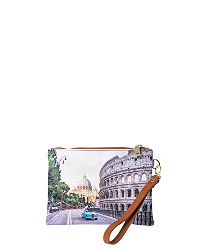 Y-Not? Pochette Donna pocket handle small yes-342s1 unica roma