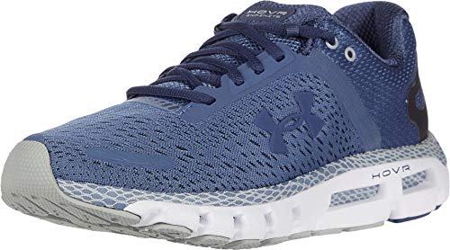 Under Armour mens Hovr Infinite 2 Running Shoe, Hushed Blue (402 Mod Gray, 10.5 US