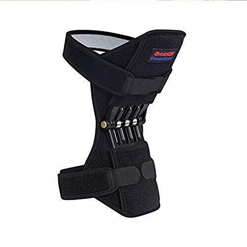 Protección Accesorios Deportivos Durable de refuerzo de rótula, soporte de rodillera deportiva de primavera, alpinismo de alpinismo, protección de rodilla deportiva, refuerzo auxiliar, refuerzo de pro