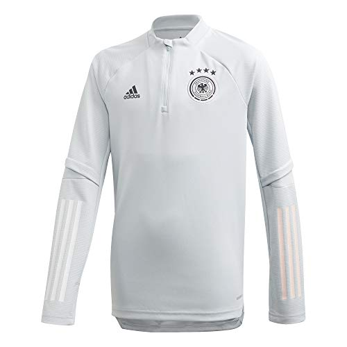 adidas Kinder DFB Training Top Trainingsoberteil, Clgrey, 152