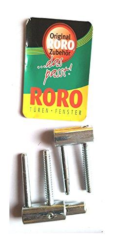Türbänder verstellbar 14 mm Holz - RORO Türen