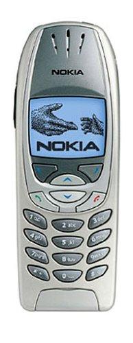 Nokia 6310i - Teléfono móvil (GPRS, Bluetooth, HSCSD, WAP, Java), Color Plateado [Importado de Alemania]