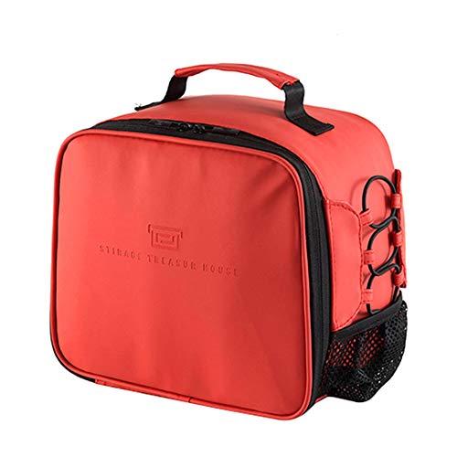FSGD Lunch box bag, aluminium folie dikke rijstkom geïsoleerde zak lunch tas grote capaciteit maaltijd tas met rijst handtas