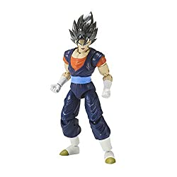 Dragon Ball Super Dragon Stars 17 cm Figure Character dragon ball vegito + broly Collect them all to build a Broly Figure 4 years +