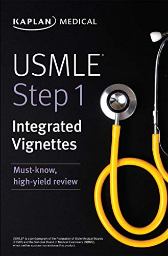 USMLE Step 1: Integrated Vignettes: Must-know, high-yield review (USMLE Prep)