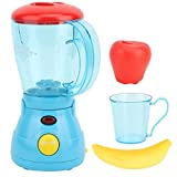 Simulation Juicer Mixer Toy,Children Home Appliance Juicer Mixer Bread Machine Kitchen Cooking Playhouse