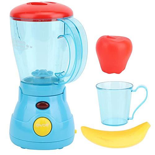 Juego de Juegos de simulación de Cocina para niños, Juguete de simulación electrodomésticos licuadora batidora máquina de Pan Cocina Juguete de Cocina para niños niños pequeños(#1)