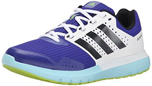 adidas Performance Women's Duramo 7 W Women's Running Shoe, Pink/Midnight Indigo Blue/Black,...