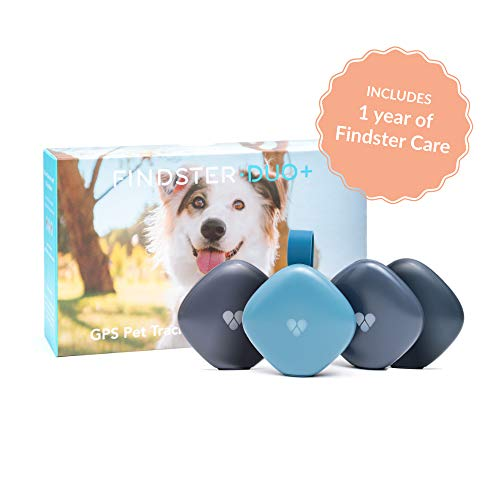 Findster Duo+ Pet Tracker Free of Monthly Fees - GPS Tracking Collar...