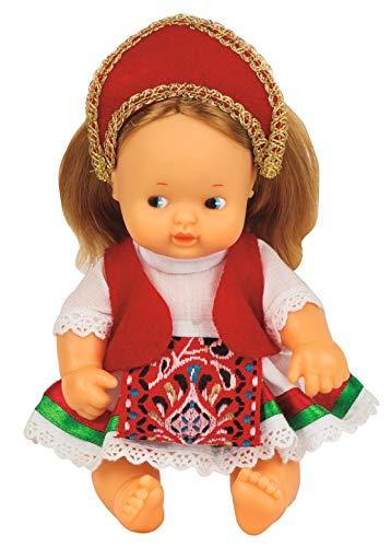 Los Barriguitas - Barriguitas del mundo Húngara, muñeco bebé barriguitas de Hungría,...